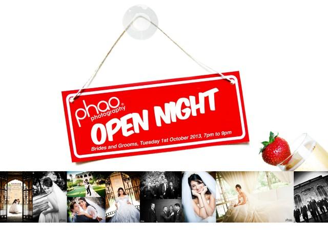 Phao Open night blog